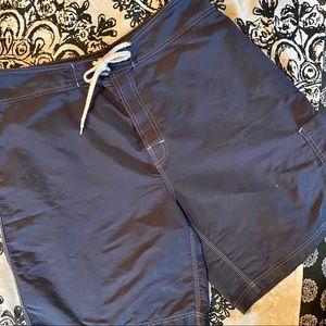 Navy Men's Size 36 Swim Trunks